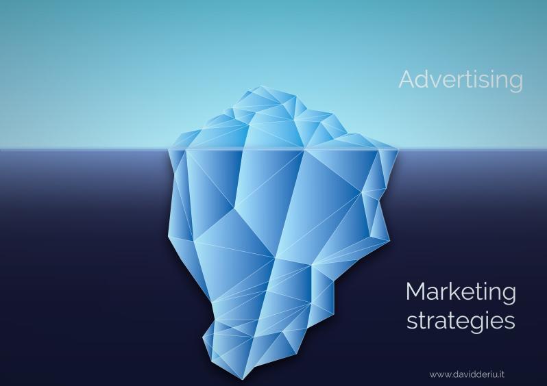 La differenza tra marketing e pubblicità, una volta per tutte!